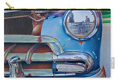 Road Warrior Carry-all Pouch by Pamela Clements