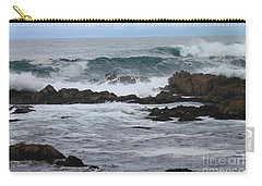 Roaring Sea Carry-all Pouch