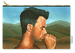 Robbie Williams 2 Carry-all Pouch