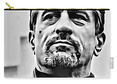 Robert De Niro Portrait Carry-all Pouch