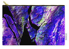 Rock Art 19 Carry-all Pouch by ABeautifulSky Photography