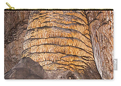 Rock Of Ages Carlsbad Caverns National Park Carry-all Pouch