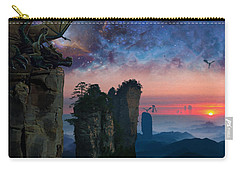 Rock Towers Carry-all Pouch