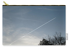 Carry-all Pouch featuring the photograph Rocket To The Stars by Michael Krek