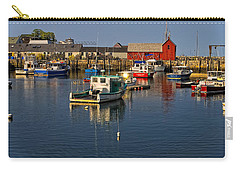 Rockport Harbor No.1 Carry-all Pouch