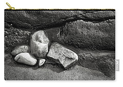 Rocks - Marginal Way - Maine Carry-all Pouch