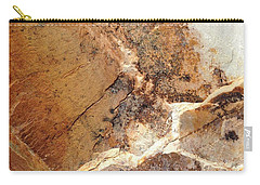 Rockscape 1 Carry-all Pouch by Linda Bailey