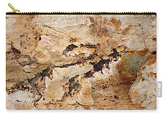 Rockscape 3 Carry-all Pouch by Linda Bailey