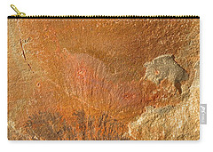 Rockscape 6 Carry-all Pouch by Linda Bailey