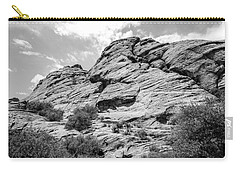 Rockscape In Greys Carry-all Pouch
