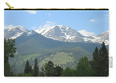Rocky Mountain National Park - 2 Carry-all Pouch