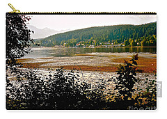 Carry-all Pouch featuring the photograph Rocky Point Port Moody by Sher Nasser