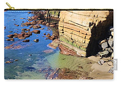 Rocky Point Sunset Cliffs Carry-all Pouch