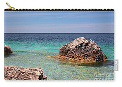 Rocky Shoals Of Tobermory Carry-all Pouch