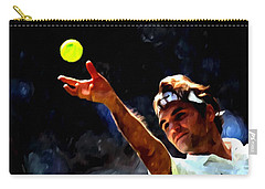 Roger Federer Tennis 1 Carry-all Pouch