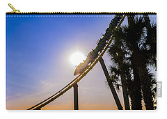 Roller Coaster Carry-all Pouch