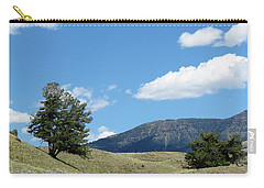 Rolling Hills Carry-all Pouch by Laurel Powell