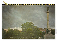 Rolling Over Charleston Carry-all Pouch