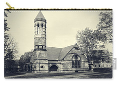 Rollins Chapel Dartmouth College Hanover New Hampshire Carry-all Pouch by Edward Fielding