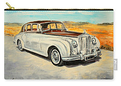Rolls Royce Silver Cloud Carry-all Pouch