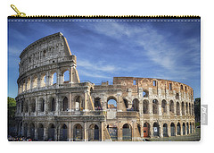 Roman Icon Carry-all Pouch by Joan Carroll