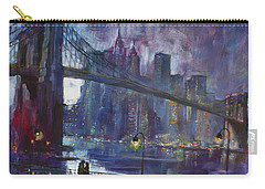 Brooklyn Bridge Carry-All Pouches