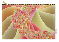 Carry-all Pouch featuring the digital art Romance by Gabiw Art
