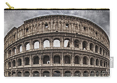 Rome Colosseum 02 Carry-all Pouch