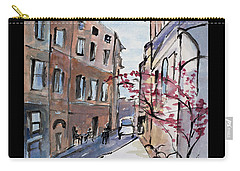 Rome Street Scene IIi Carry-all Pouch