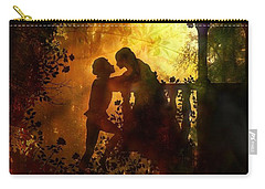 Romeo And Juliet - The Love Story Carry-all Pouch