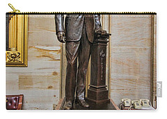 Ronald Regan -  U S Capitol Statuary Hall Carry-all Pouch