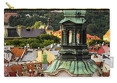 Rooftops Of Prague 1 Carry-all Pouch