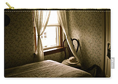 Carry-all Pouch featuring the photograph Room301 Irish Inn by Joan Reese