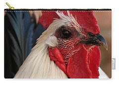 Rooster Face Carry-all Pouch