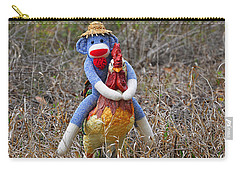Rooster Rider Carry-all Pouch