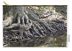 Roots With Verse Psalm 1 3 Carry-all Pouch