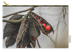 Rosary Pea Carry-all Pouch