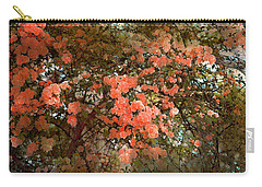 Rose 180 Carry-all Pouch by Pamela Cooper