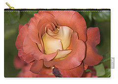 Rose 6 Carry-all Pouch