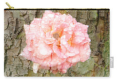 Rose Bark Carry-all Pouch