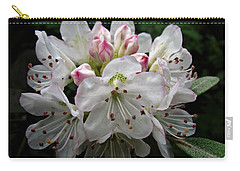 Rose Bay Rhododendron Carry-all Pouch