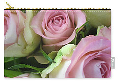 Rose Bed Carry-all Pouch