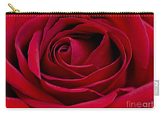 Eye Of The Rose Carry-all Pouch