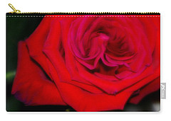 Special Rose For  Valentines Day. Rose. Hearts Carry-all Pouch