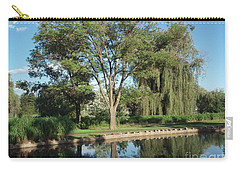 Carry-all Pouch featuring the photograph Rose Garden  by Jeannie Rhode