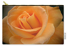 Rose Carry-all Pouch by Laurel Powell