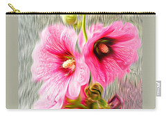 Rose Of The North Abstract. Carry-all Pouch