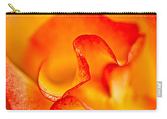 Rose Petals Closeup Carry-all Pouch