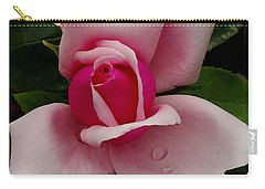 Roses Are Pink  Carry-all Pouch
