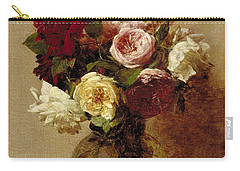 Roses Carry-all Pouch